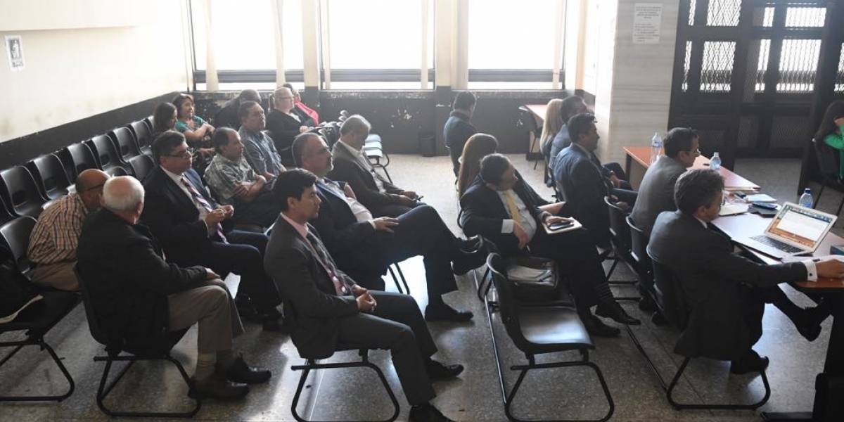 """Envían a juicio a 14 acusados en el caso """"Cooptación del Estado"""""""