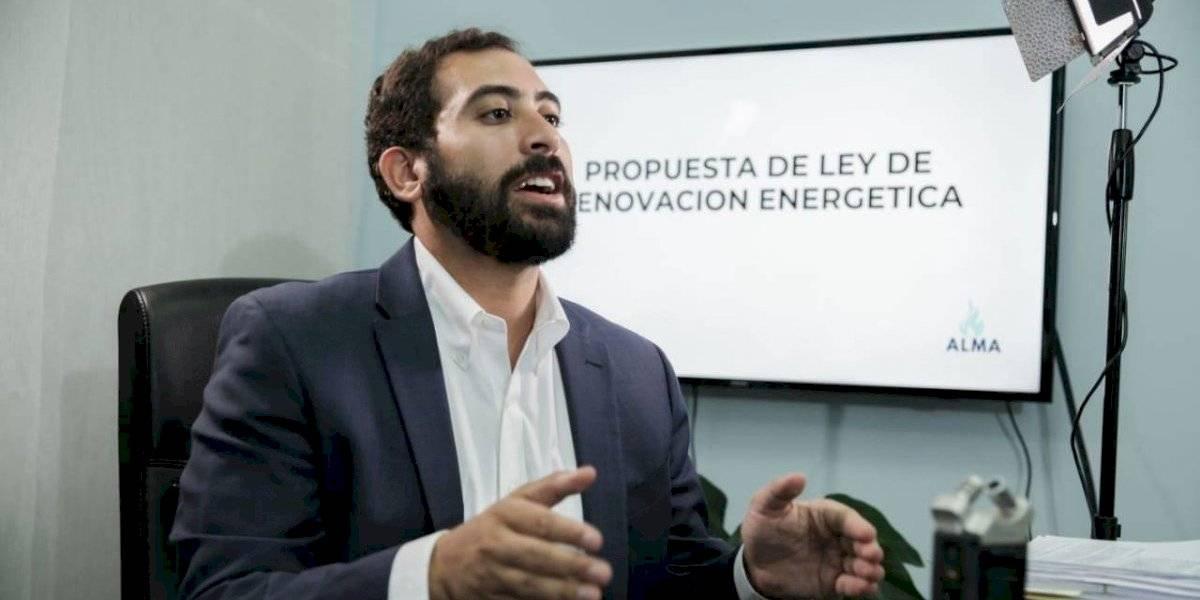 Andrés Alma invita a sumarse a la movilización mundial por el clima