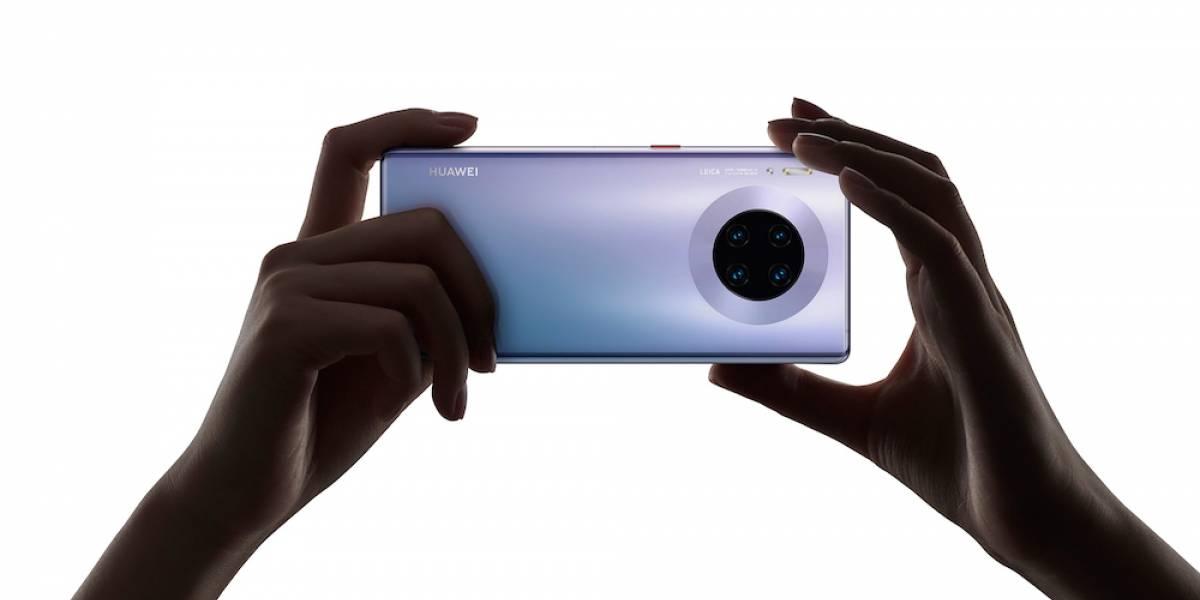 Huawei eleva el nivel y lanza Serie Mate 30 con prometedora innovación