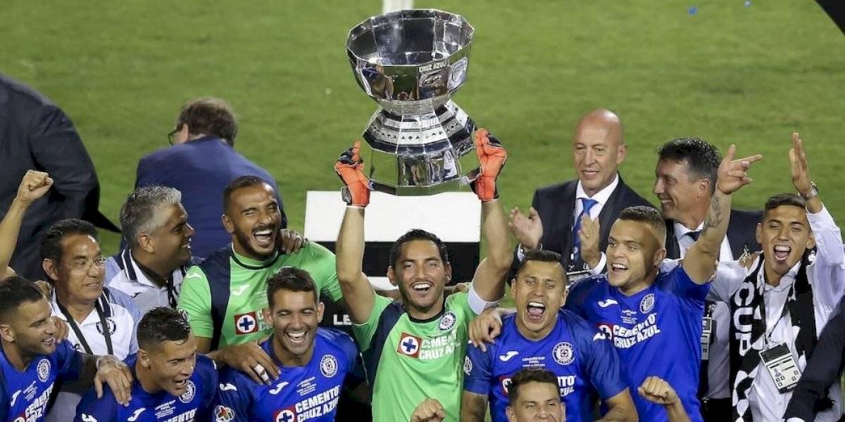 Cruz Azul, campeón de la primera edición de la Leagues Cup