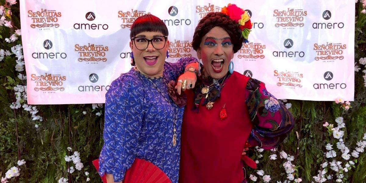 Las señoritas Treviño del teatro a la tv en streaming