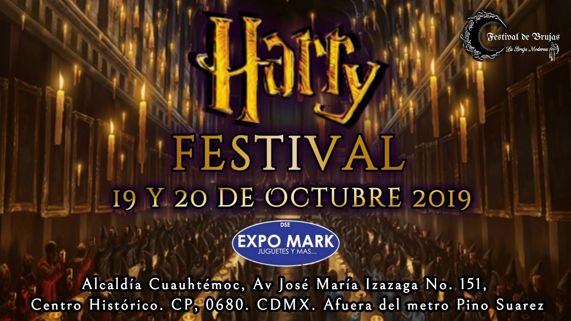 Harry Potter CDMX