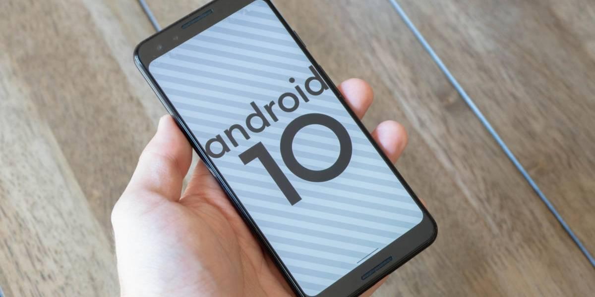 Estos son los primeros celulares que se actualizarán a Android 10 antes de fin de año
