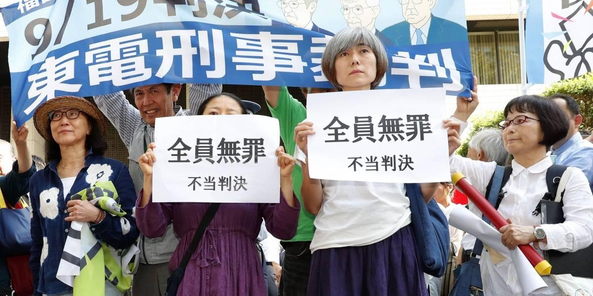 Corte absuelve a ejecutivos por crisis nuclear de Fukushima