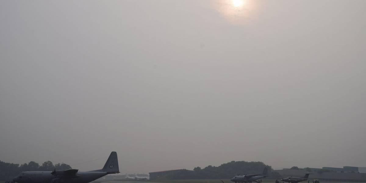 Hasta 10 años de cárcel: cientos de detenidos en Indonesia por incendios forestales