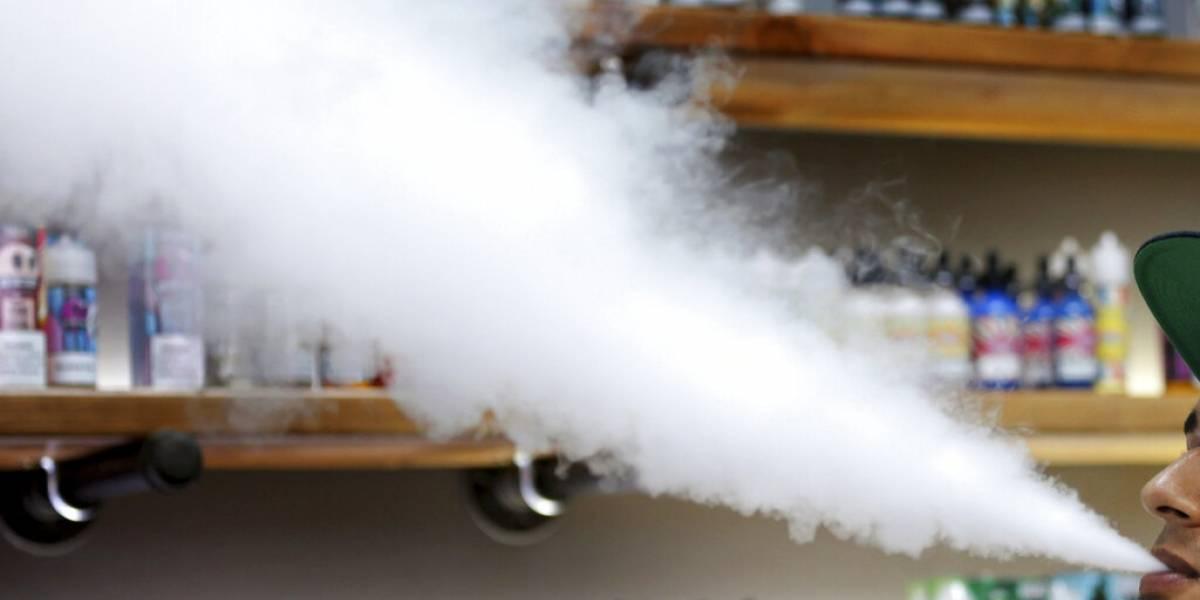 Van ya 530 afectados por enfermedad vinculada al vapeo en EU