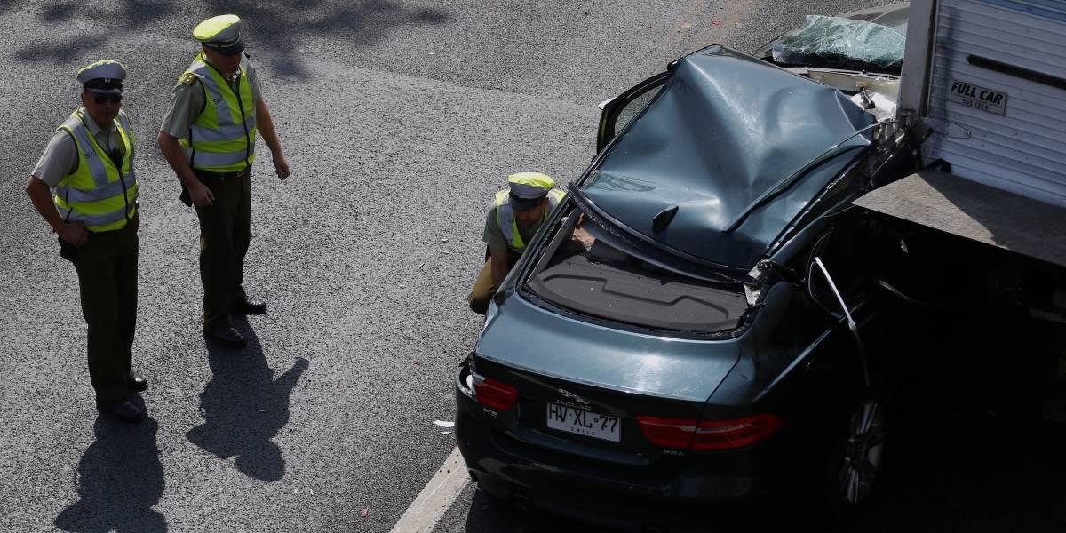 Balance Fiestas Patrias: 11 fallecidos en accidentes y 300 detenidos por ebriedad