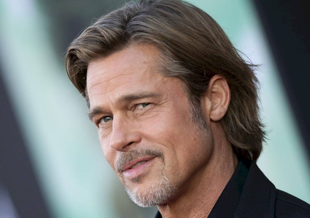 Actor estadounidense Brad Pitt