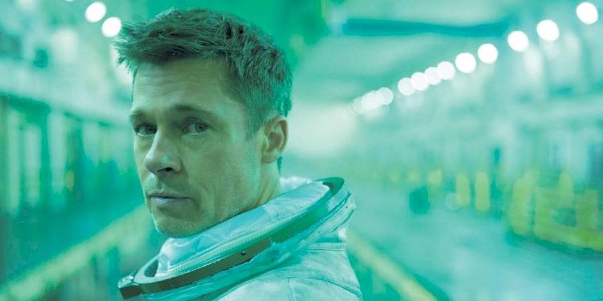 """Brad Pitt: """"¿Estamos solos en el  universo?"""""""