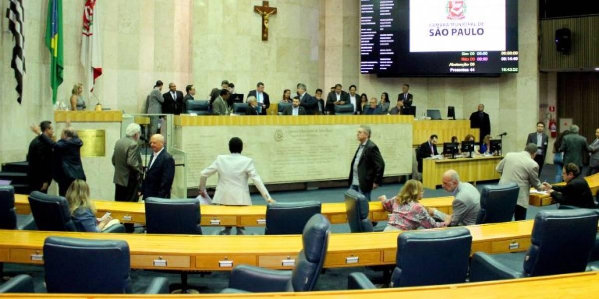 Câmara Municipal de São Paulo elege nova Mesa Diretora neste domingo