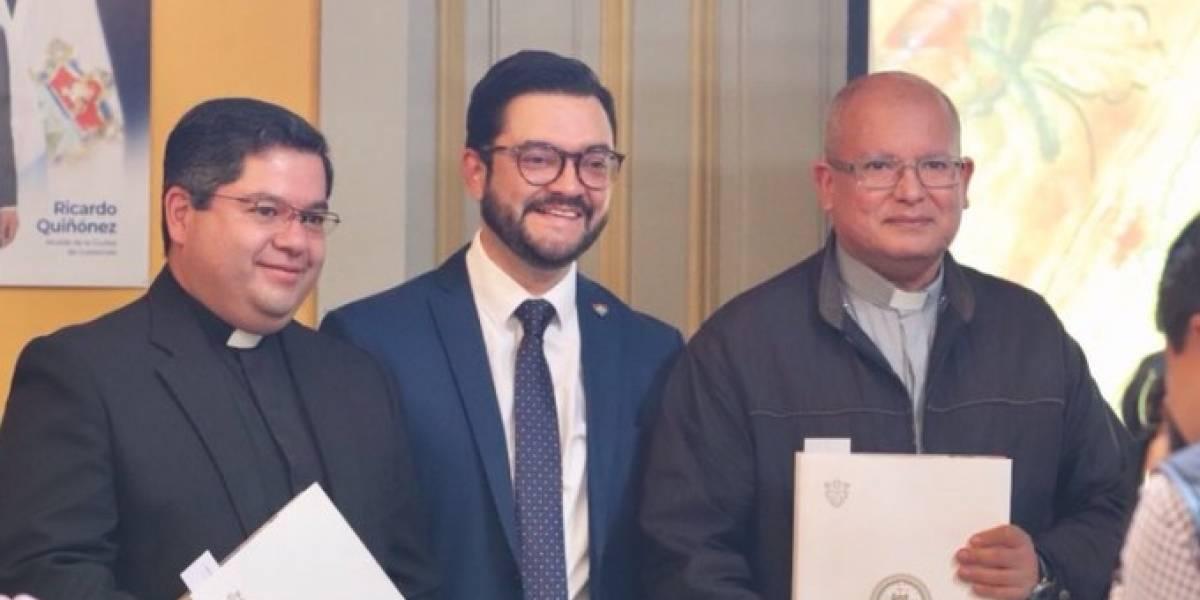 Municipalidad de Guatemala presenta el nuevo libro A/Arte Religioso