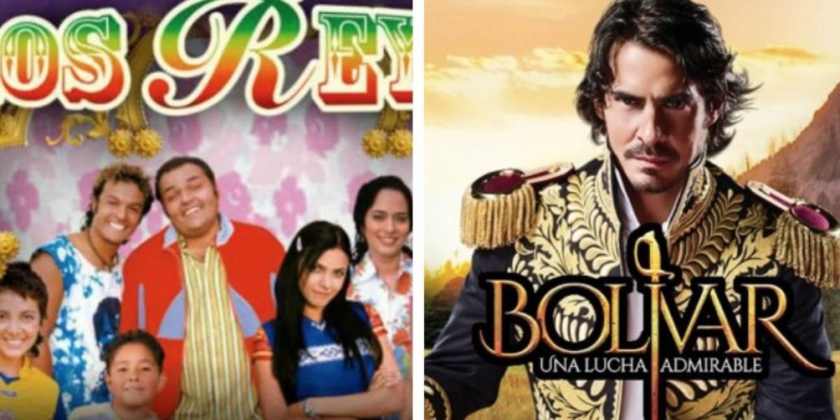 Caracol Vs. RCN:  Bolívar y Los Reyes, ¡un éxito en redes sociales!