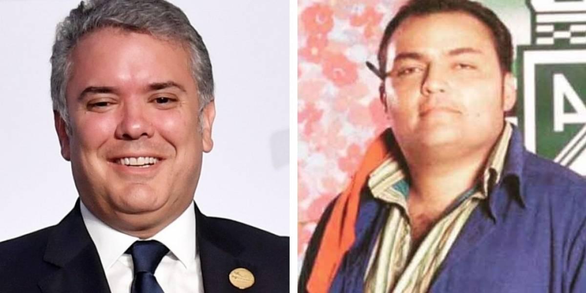 Con este montaje comparan a Iván Duque con Beto Reyes