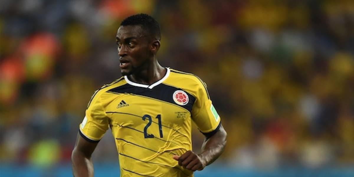 Jackson Martínez pide ser repatriado a Colombia, pero por Independiente Medellín