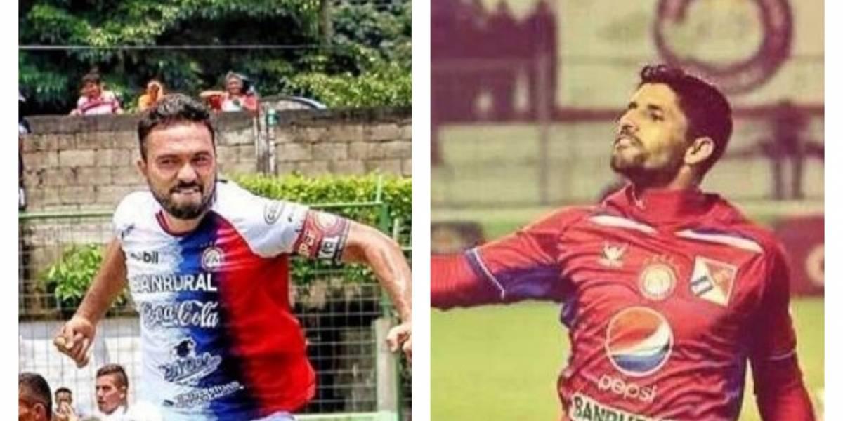 Carlos Kamiani cerca de superar a Israel Silva en la tabla histórica de goleadores