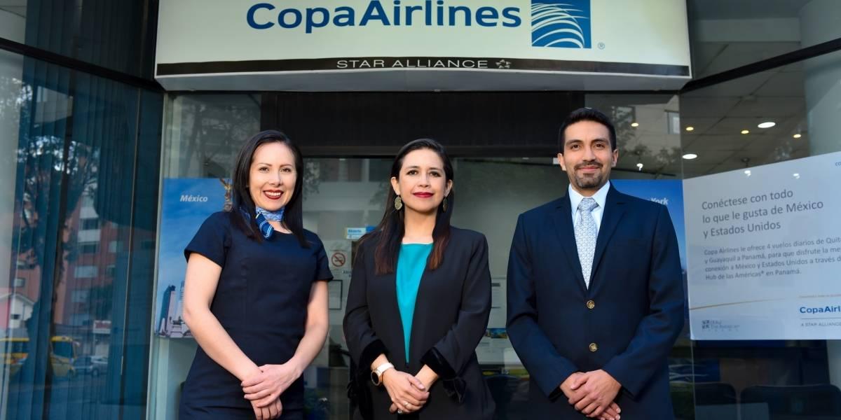 Copa Airlines cierra el primer semestre del año con importante crecimiento