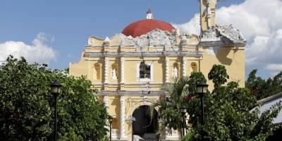 Afectaciones en Puebla por 19 S