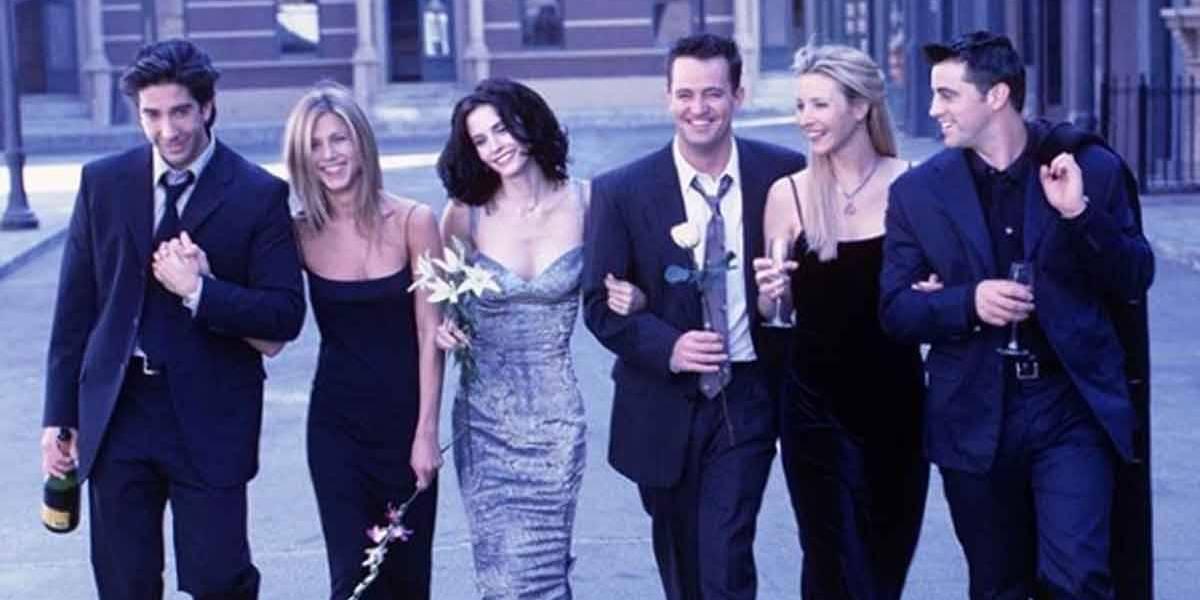 Em comemoração aos 25 anos da série, cinemas exibem episódios de 'Friends'