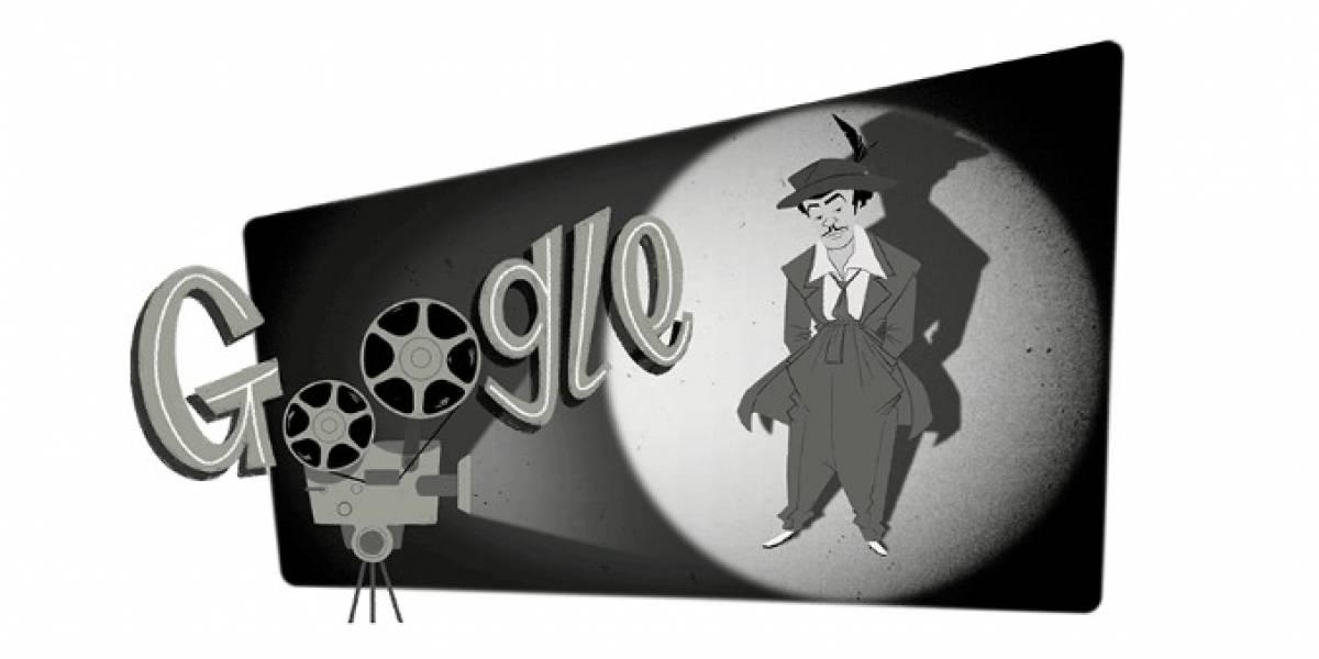 ¿Por qué Tin Tan aparece en el Doodle de Google?
