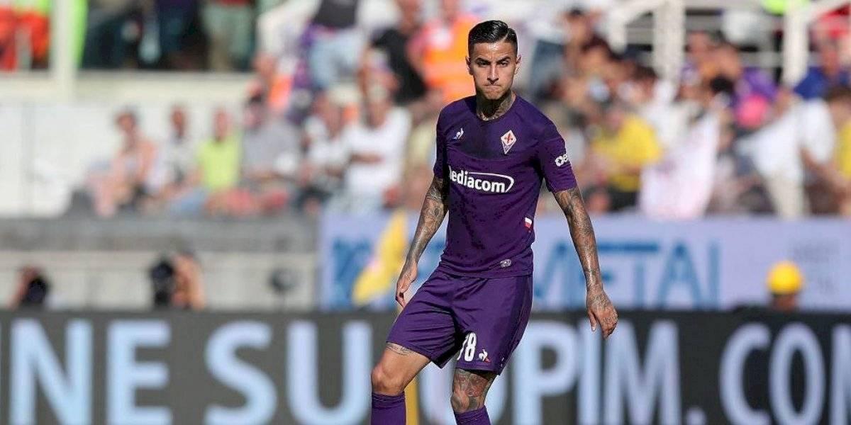 Fiorentina informa que Erick Pulgar volvió a dar positivo en nuevo examen de coronavirus