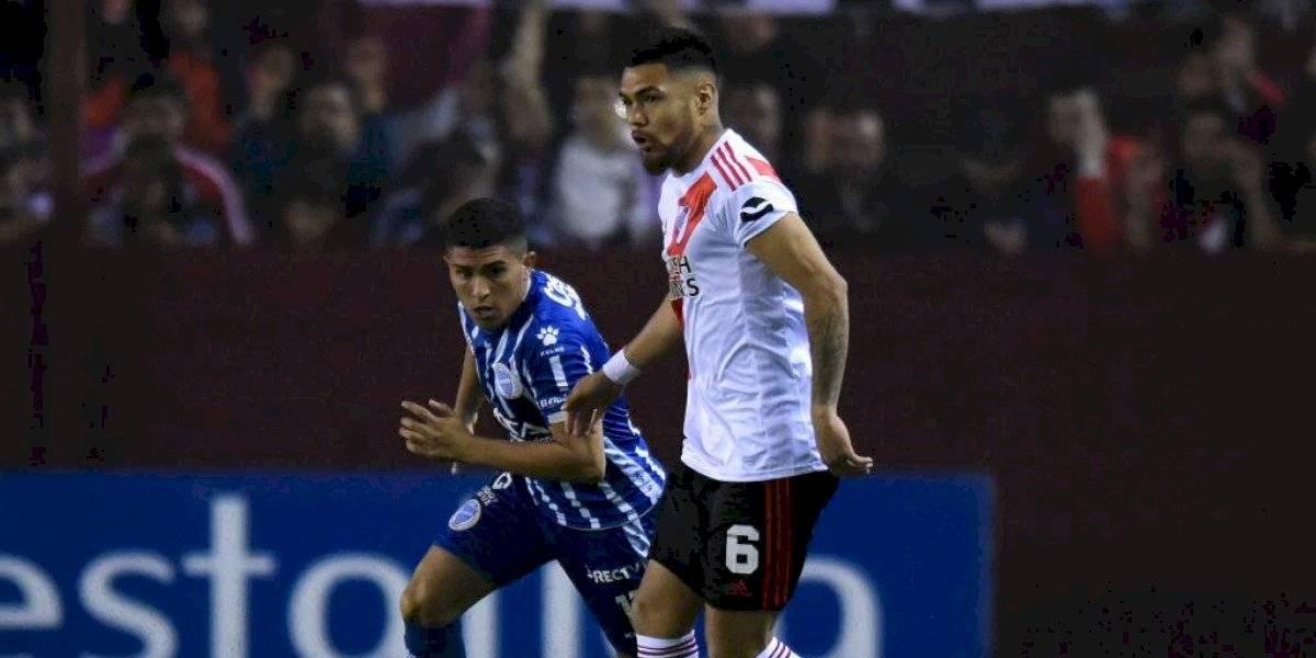 Con destacada participación de Paulo Díaz, River Plate avanzó a los cuartos de final de la Copa Argentina