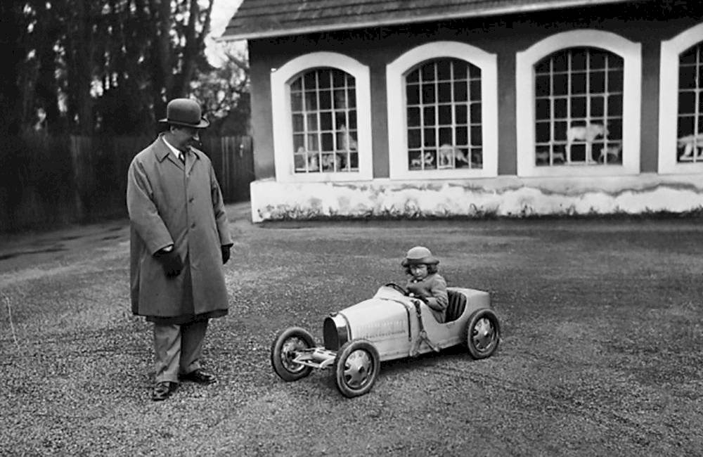Bugatti Baby I