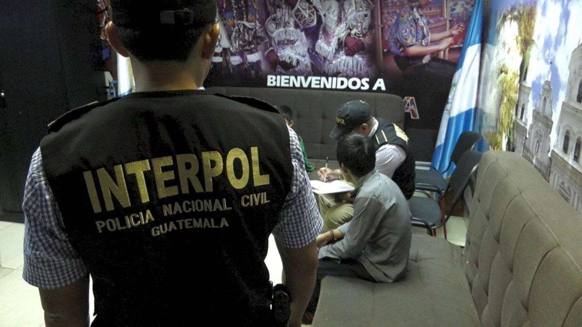 Interpol Guatemala ha capturado a 33 extranjeros