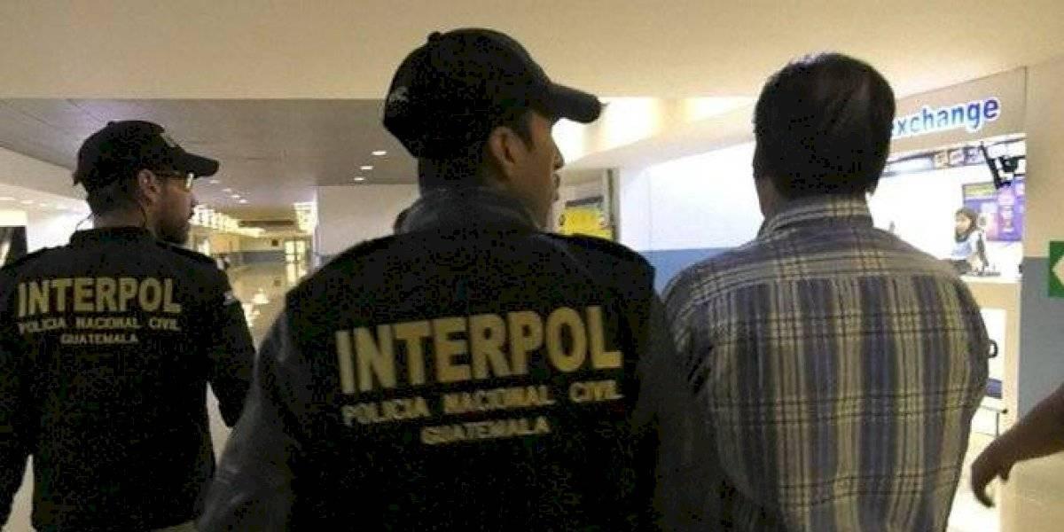 Interpol Guatemala ha capturado a 33 extranjeros con alerta roja internacional