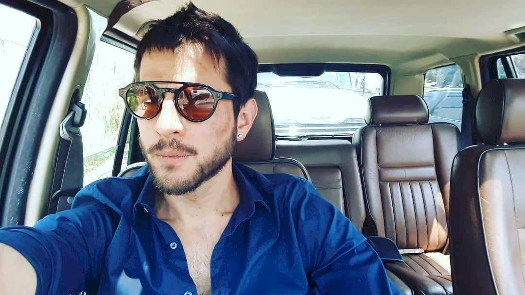 Juan Pablo Campa chofer Uber
