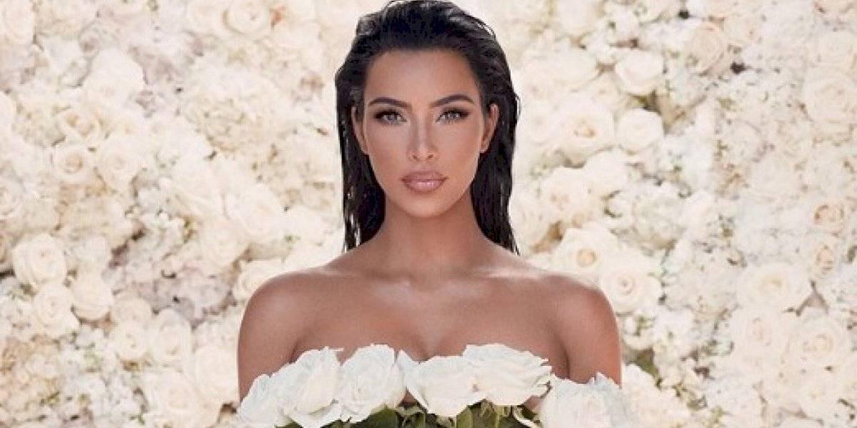 ¡Impactante! Kim Kardashian muestra cómo su enfermedad le destrozó el rostro
