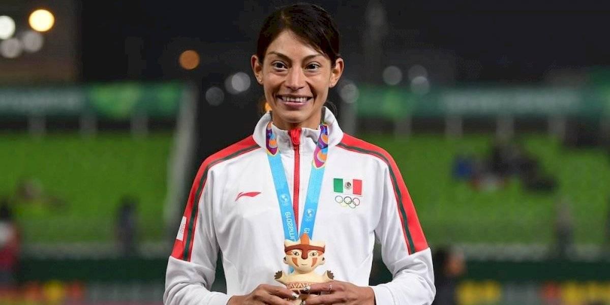 Medallista panamericana sufre asalto y es despojada de 38 mil pesos