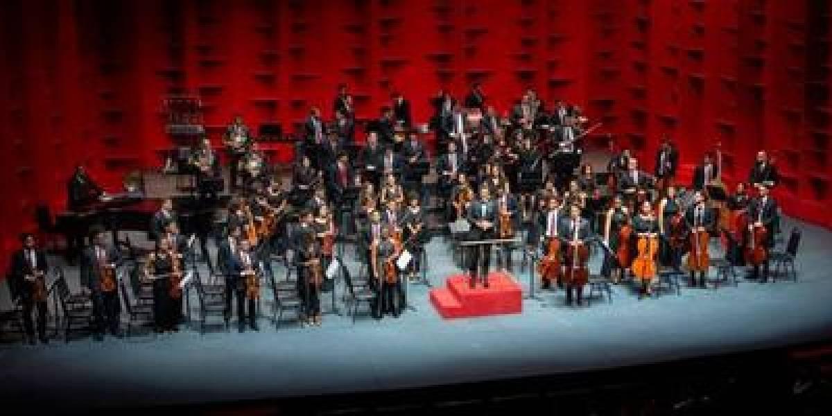 Orquesta Sinfónica Nacional Juvenil ofrece concierto de agradecimiento