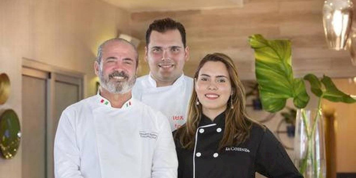#TeVimosEn: Inauguran primer restaurante italo uruguayo en el país
