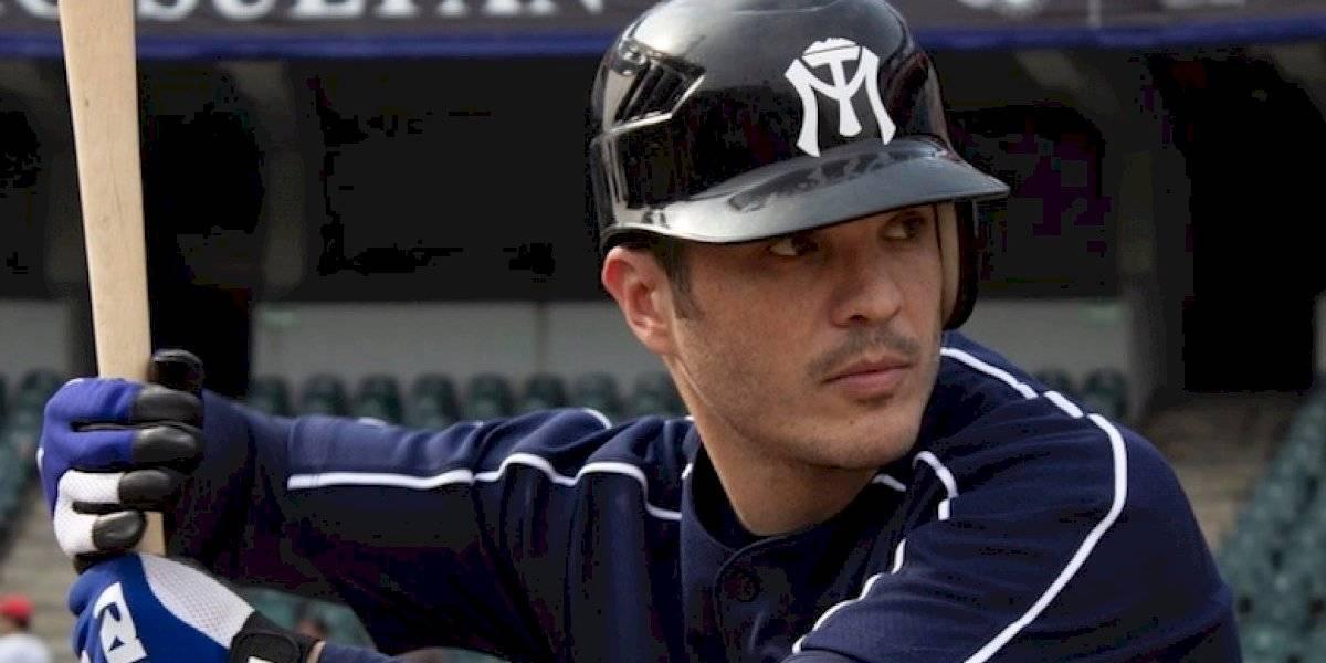 """Kuno Becker encarna a jugador de béisbol en """"108 costuras"""""""