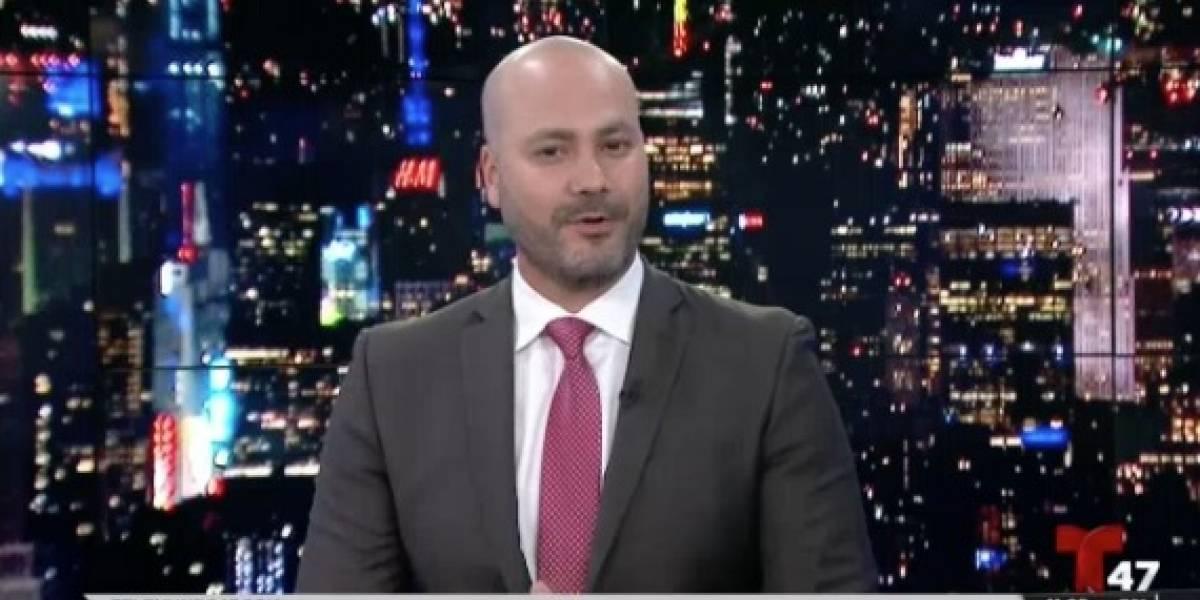 Periodista de Telemundo da el salto a otra estación