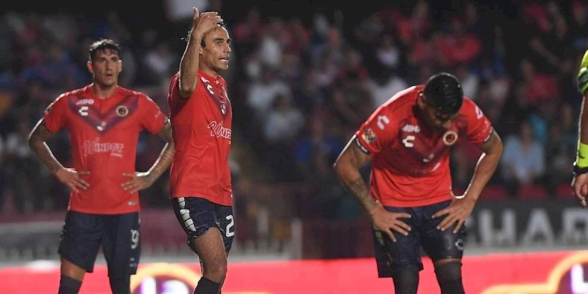Presidente de Liga MX niega desafiliación del Veracruz