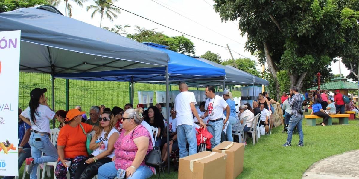 Salud conmemora segundo aniversario del paso de María con evento de preparación en Yabucoa