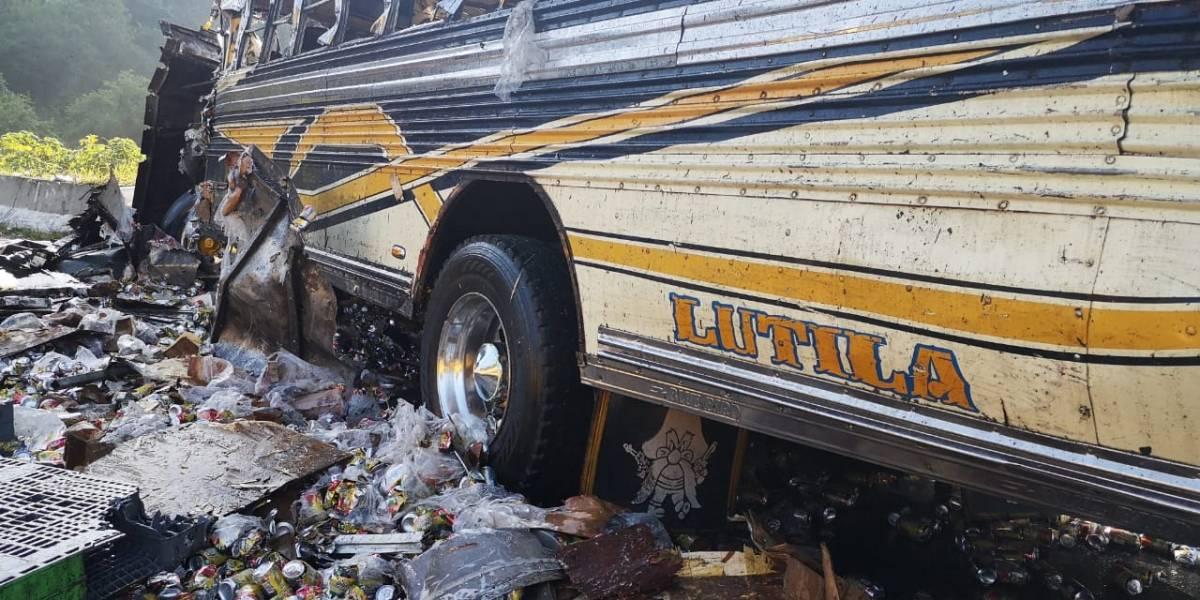 Negligencias del transporte extraurbano causan grandes pérdidas
