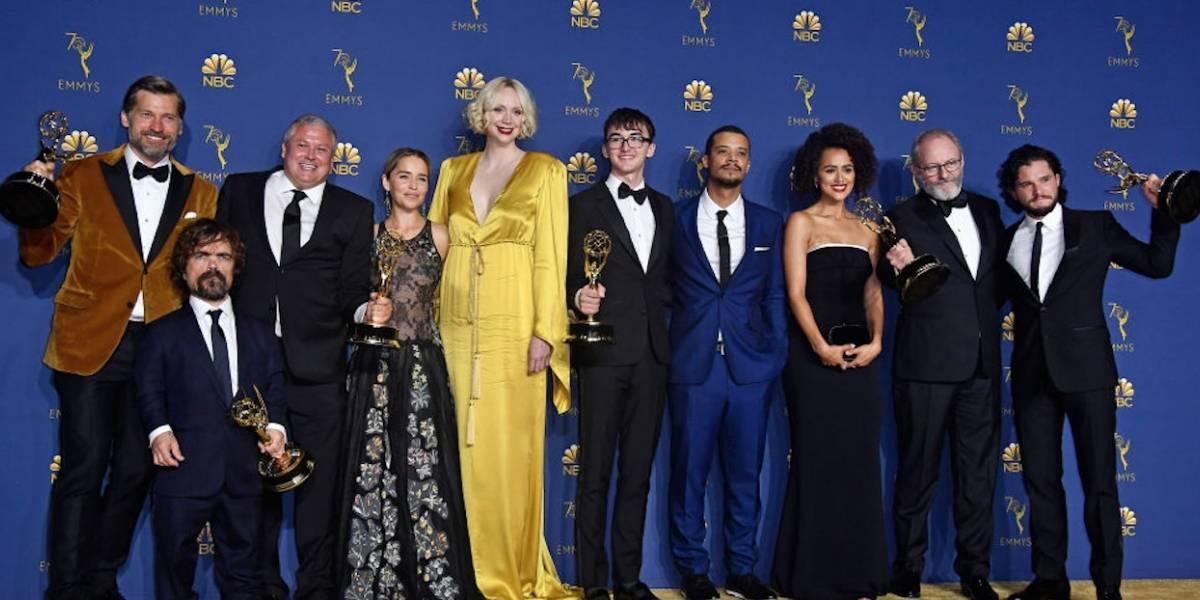 """""""Game of Thrones"""" librará su última batalla en unos premios Emmy para la historia"""