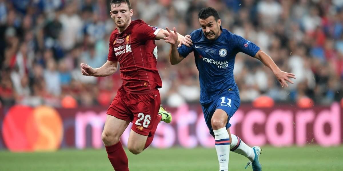 Chelsea vs. Liverpool: los flashes se encienden en el Stamford Bridge