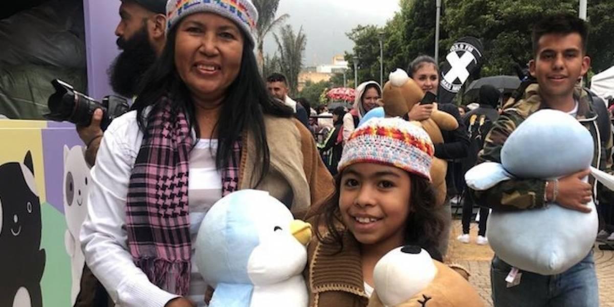 Miniso logra una convocatoria sin precedente en Colombia