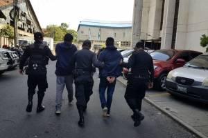 capturan a implicados en asesinato de taxista en zona 1