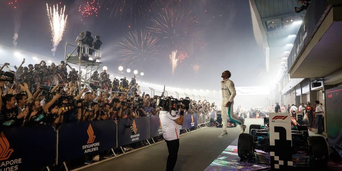 Rincón Gurú: Previa Gran Premio de Singapur 2019