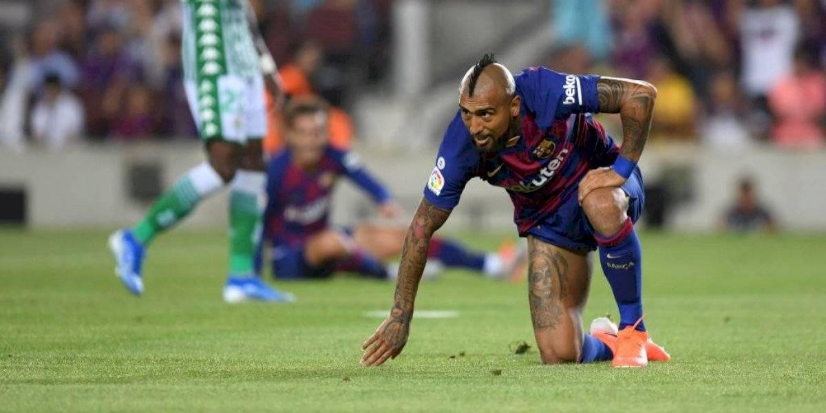 Barcelona estrenaría tridente estelar y Vidal iría nuevamente a la banca ante el Granada