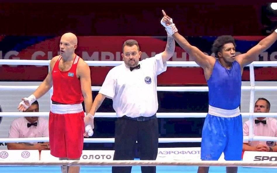 Julio Castillo Comisión Internacional de Boxeo