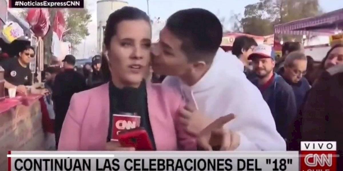 CNN se refiere a situación de acoso vivida por una de sus periodistas