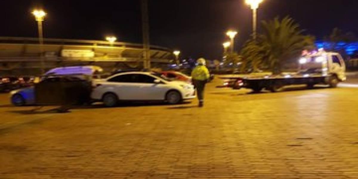 Asistentes al concierto de Fonseca no encontraron sus carros al salir del Movistar Arena
