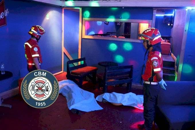 mujeres muertas en discoteca en zona 10