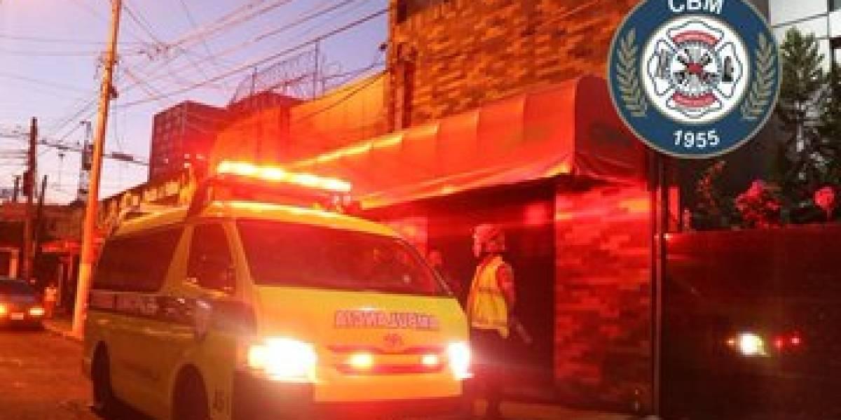 Tres mujeres mueren por tiroteo en discoteca de zona 10