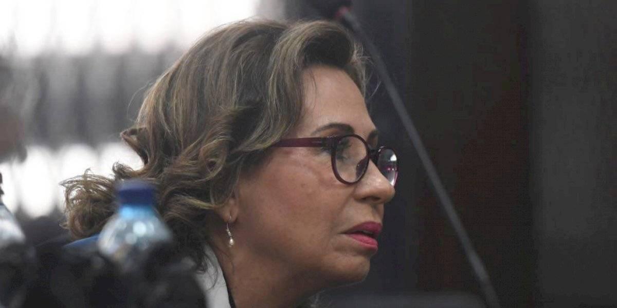 Sandra Torres no requiere seguir hospitalizada, según Inacif